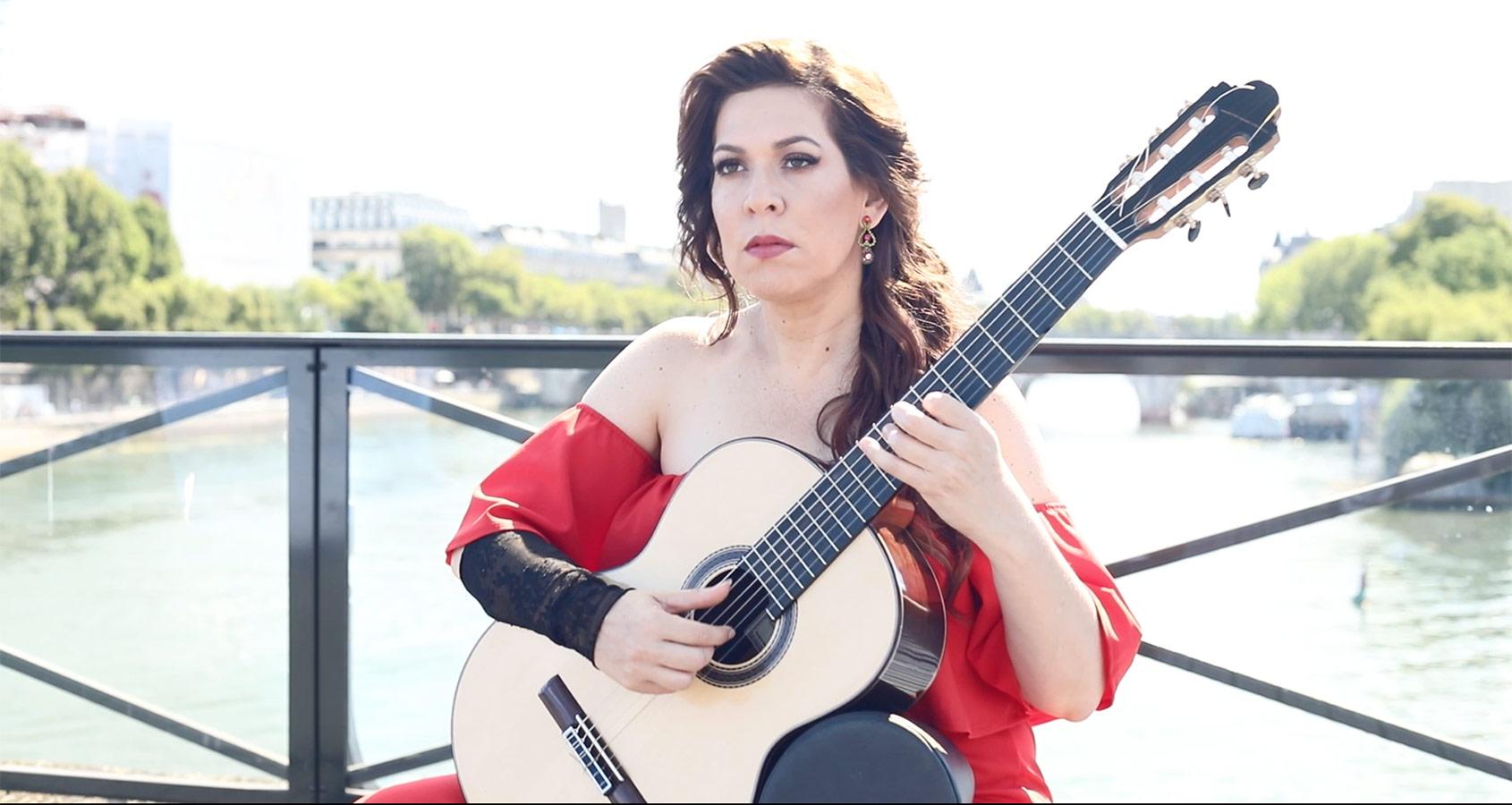 ליאת כהן והגיטרה