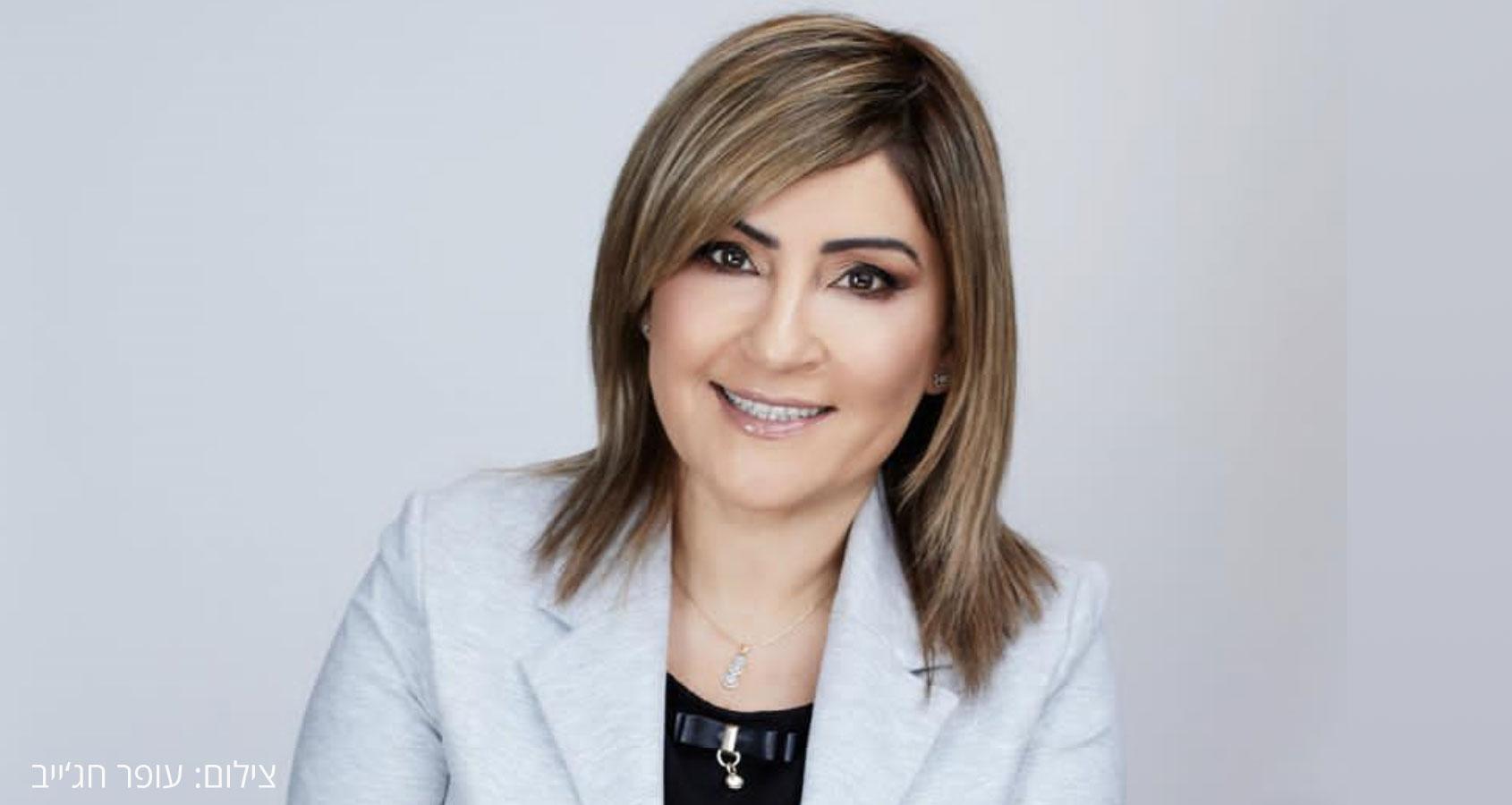 אנג'לה עירוני, ראש מרחב שרון בשירותי בריאות מכבי