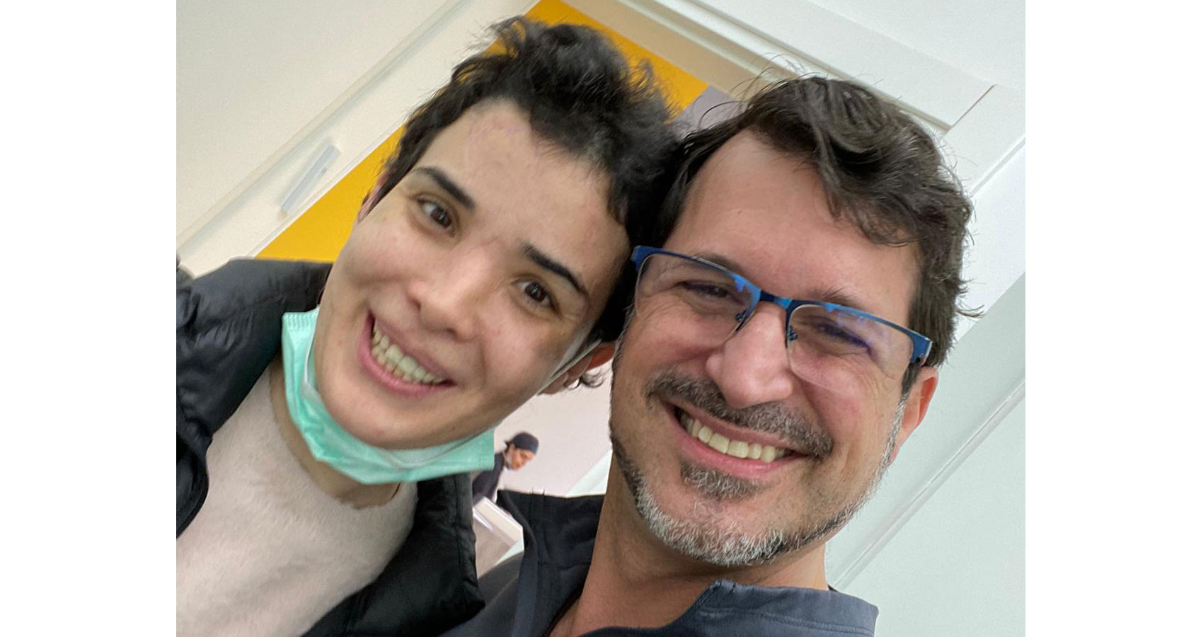 """ד""""ר גיל אספרנה ושירה איסקוב"""