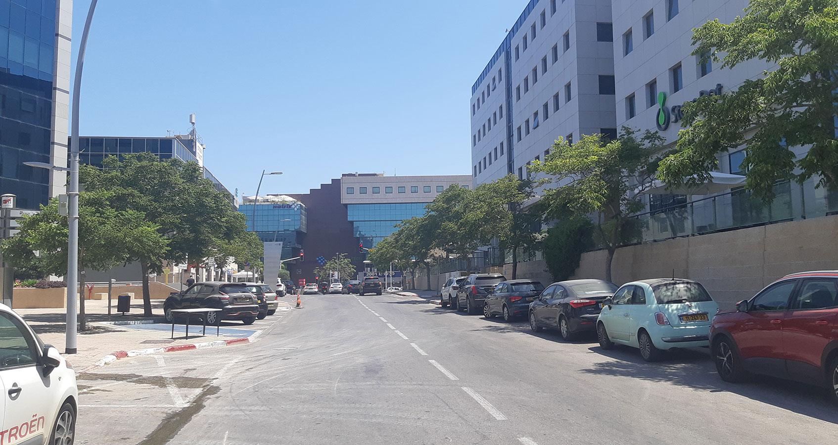 רחוב שנקר הרצליה