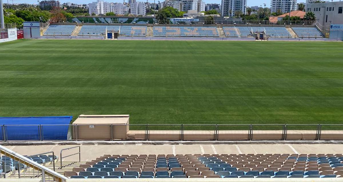 אצטדיון הכדורגל בהרצליה