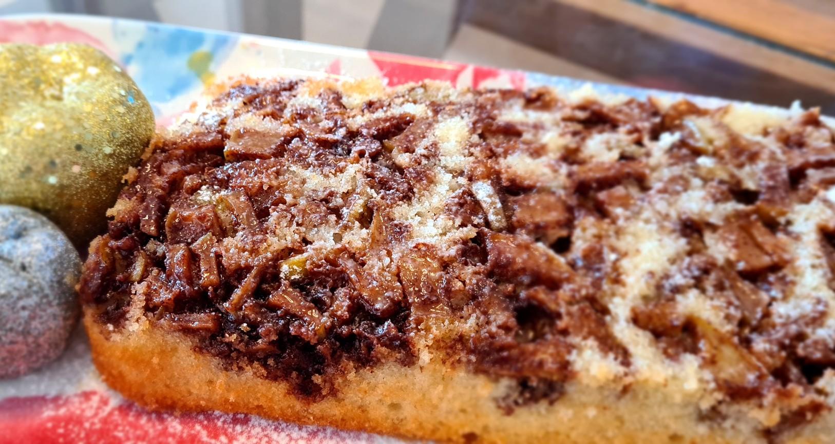 עוגת תפוחים קמיליה שלום